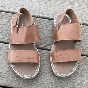 Maypol Anthropologie espadrille sandals 6.5-7